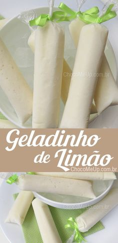 Ei salve esse pin e clique duas vezes. vc vai gostar das 70 receitas de geladinho gourmet que preparamos Sweet Desserts, Just Desserts, Sweet Recipes, Good Food, Yummy Food, Portuguese Recipes, Ice Cream Recipes, Sweet Life, Diy Food