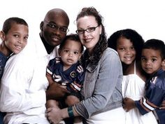 Black and White Mixed Couples   Marquis and Suzy Richardson of Gainesville, Fla., are shown here with ...
