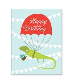 Birthday card free download from Lemon Squeezy