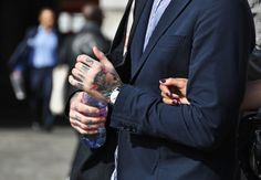 suits and tatts