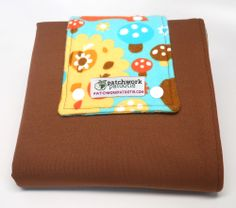FOREST FRIENDS!!! Waterproof, portable, washable changing pad for the most stylish of diaper bags :)