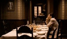 Last scene from Godfather II