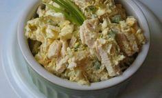 Čínsky kapustový šalát s kuracím mäsom - Báječné recepty
