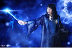 Hi! This is my Avatar cosplay from Harry Potter: Hogwarts Mystery!