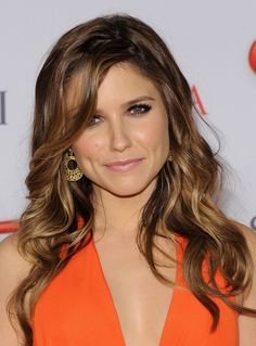 Sophia Bush hair - also can I just be her