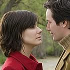 Why is The Lake House rated PG? The PG rating is for some language and a disturbing imageLatest news about The Lake House, starring Keanu Reeves, Sandra Bullock and directed by . Keanu Reeves Sandra Bullock, Love Movie, I Movie, Movie Stars, Keanu Reaves, Haus Am See, Pretty Woman, Movie Couples, Chick Flicks