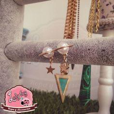 Aretes Planet En Stock, Ladybug, Bugs, Decor, Stud Earrings, Creativity, Decoration, Beetles, Decorating