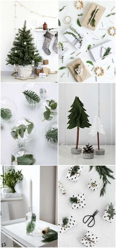 10 Modern Christmas DIY Projects