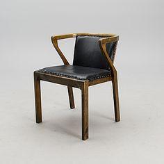 """ALVAR AALTO, nojatuoli, """"malli 2"""", O.Y. Huonekalu-ja Rakennustyötehdas A.B. 1930-luku."""