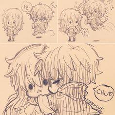 Seven .... so cute !!♡♡