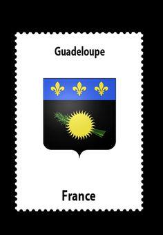 Guadeloupe Islands Flag #GuadeloupeIslands #visitGuadeloupe #Guadeloupe