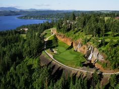 The Golf Club at Black Rock, located in Coeur d'Alene, Idaho, is ranked No. 84 on Golf Digest's America's 100 Greatest Golf Courses of 2017-18.