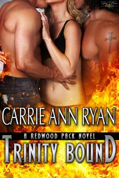 Warrior Woman Winmill: Trinity Bound. ( A Redwood Pack Novel #3) by Carri...