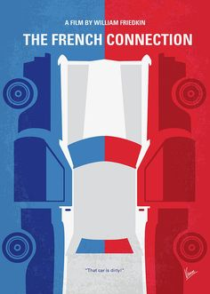 My The French Connection minimal movie poster Poster by Chungkong Art. All posters are professionally printed, packaged, and shipped within 3 - 4 business days. Choose from multiple sizes and hundreds of frame and mat options. Minimal Movie Posters, Minimal Poster, Film Posters, Oscar Winning Films, Thing 1, Alternative Movie Posters, Comedy Movies, Movie Film, All Poster