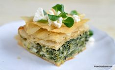 Posts tagged as Spinach And Feta, Pesto Sauce, Spanakopita, Cherry Tomatoes, Diet Recipes, Catering, Deserts, Food Porn, Healthy