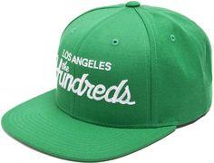 The Hundreds Forever Team Snapback - Green