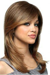 Synthetic Wigs For Women | Cheap Best Curly And Short Synthetic Wigs Online Sale At Wholesale Prices | Sammydress.com Page 9