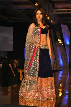 Manish Malhotra People Magazine Show Priyanka Chopra