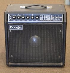 Mesa Boogie Mark 1 modified combo late 70′s