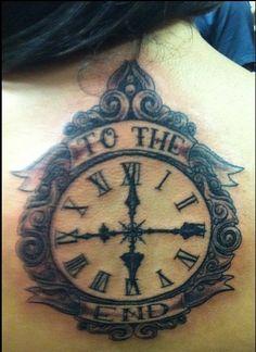 Mcr tattoo