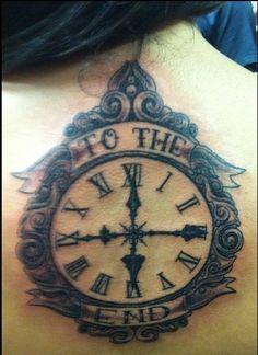 My Chemical Romance tattoo
