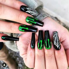 30 most sexy and trendy prom and wedding acrylic nails and matte nails for this season 24 30 most sexy and trendy prom and wedding acrylic nails and matte nails for this season 24 Source by aprillogea Holloween Nails, Cute Halloween Nails, Halloween Acrylic Nails, Fall Acrylic Nails, Acrylic Nail Designs, Halloween City, Halloween Nail Designs, Halloween Recipe, Halloween Costumes