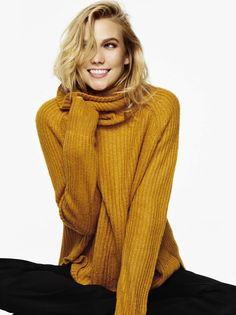 Karlie Kloss enseña 10 prendas retro para el Otoño - Belleza en vena
