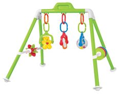 Amazon.com: Classic Baby Activity Play Gym by One Step Ahead: Baby
