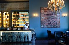Nant Whisky Bar Edward St Brisbane