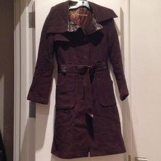 Mackage Dark Army Green Pea Coat | Coats, Dark and It is