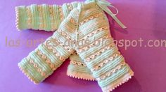 Materiales para hacer este jubón :Agujas del 2 Agujas del 2 y medio Lana bebé Algodón O PERLÉ COMENZAR MONTANDO 90 PUNTOS con las agujas ...