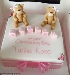 Mom Claims Bakery Put a Vagina on the Teddy Bear on Her Daughter's Cake  - Delish.com