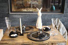 Oster Deko Design Hotel, Candles, Dekoration, Candy, Candle Sticks, Candle