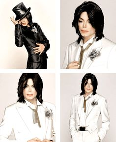 The King of Style, Pop, Rock and Soul! | Michael Jackson Photo Collage & Montages that I love! - by ⊰@carlamartinsmj⊱