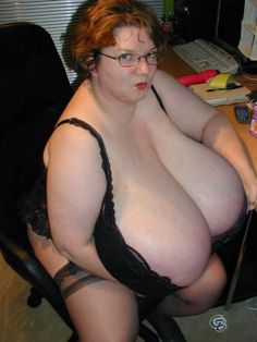 Massive mature titties