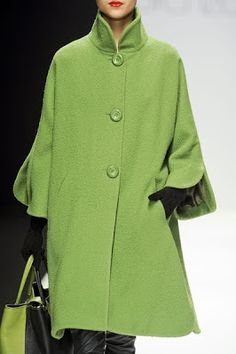 Rock this Lorenzo Riva Fall 2012 coat all winter long! fb089135ea5cf