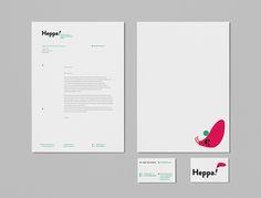 Heppa! – Branding on Behance