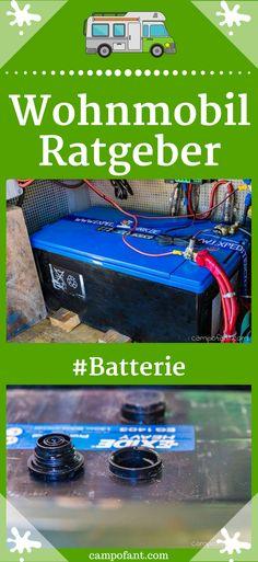 In diesem Wohnmobil Ratgeber geht es um das Thema Batterie. Um Strom, welchen die Solaranlage liefert auch speichern zu können, brauchen wir eine Aufbaubatterie. Die Möglichkeiten sind schier unendlich. Soll es eine AGM-Batterie oder doch eine LifePo4 werden? Wir erklären dir die Unterschiede und machen dir die Entscheidung leichter. Finde dank unseres Beitrags die passende Aufbaubatterie für dein Wohnmobil. #batterie #wohnmobil #aufbaubatterie #camping #strom #ratgeber