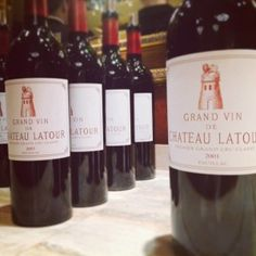 Chateau Latour: Now is Absolutely the Best Time to Buy Bordeaux Wine (VIDEO) » Wine Oh TV #wine