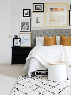 These chic accessories are all from the BHG collection at Walmart, and they help make these bloggers' homes look fantastic. From a simple, graphic, Moroccan rug that sets the tone of a master bedroom, to rope handled lanterns that give a beachy vibe to a porch, these key pieces are transformative in these rooms. Get inspired by these other products and styling ideas!