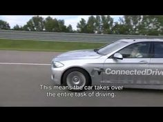 BMW shows off their semi-autonomous driving system (CDC)