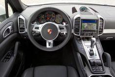 Porsche Cayenne Diesel S