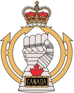 Royal Canadian Armoured Corps.