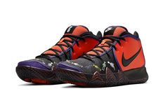 Nike Kyrie 4 Reps the  Day of The Dead a0b4e29ca