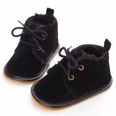 Fuzzy Winter Boot Shooes  Soft and Comfortable Baby & Toddler Clothing!