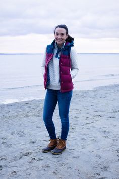 Patagonia on the Beach