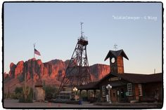 Goldfield Ghost Town #arizona #ghosttown #usaontheroad