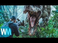 Top 10 Biggest Dinosaurs Ever - YouTube