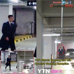 TOP Attends Taeyang and Min Hyo-rin's Wedding Reception FOLLOW US @ExploreBody #Celebrity #ExploreBody #Korea #Hallyu #Kpop #Kdrama #Drama #FlyEaglesFly #ThisIsUs #JustinTimberlake #CloverfieldParadox https://t.co/UNyZE0aDUI