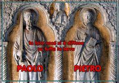 Santi Pietro e Paolo (29 giugno)